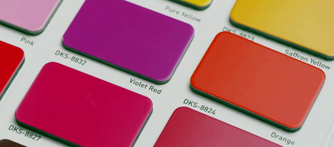 Varian warna ACP (youtube: Dekkson)