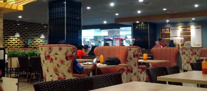 Salah satu cabang restoran Solaria (sumber: promositoday.com)