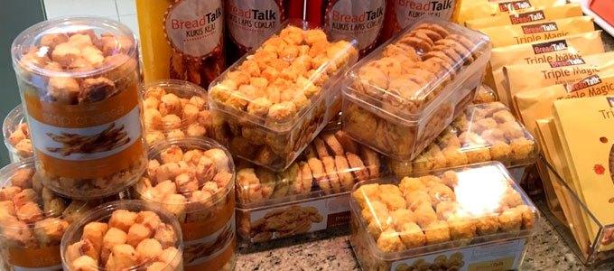 Varian kue Breadtalk (sumber: pergikuliner.com)