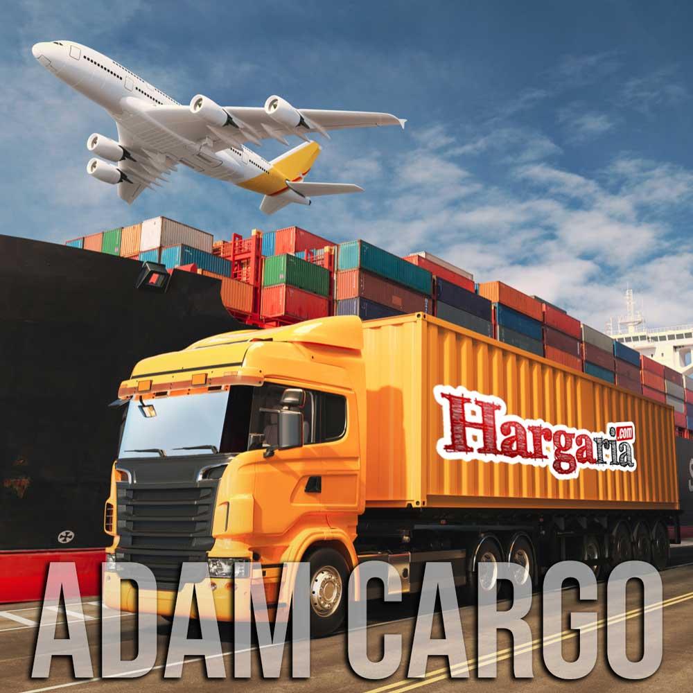 Ongkir Adam Cargo 2021 Terbaru dan Alamat Cabang se Indonesia