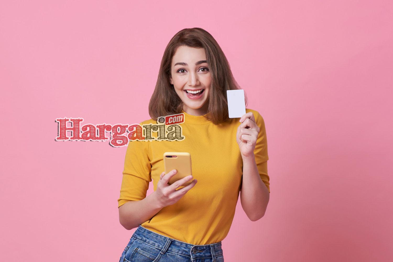 contoh kartu member wanita