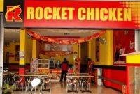 Daftar Harga Menu Terbaru 2021 di Rocket Chicken Indonesia