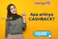 Cashback: Berikut Arti, Pengertian, Jenis dan Contohnya